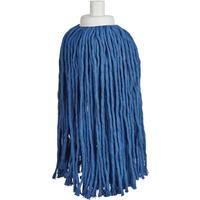 Насадка МОП веревочная A-VM Алабама хлопок 30 см синяя