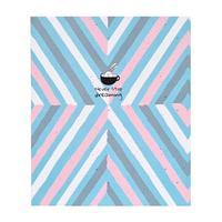 Планер датированный 2021 год Be Smart Bunny картон 56 листов разноцветный (160x190 мм)