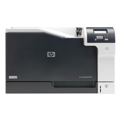 Уценка. Лазерный цветной принтер HP Color Laserjet Professional CP5225 (CE710A). уц_тех