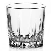 Набор стаканов Pasabahce Карат стеклянные низкие 295 мл 6 штук в упаковке (артикул производителя 52885B)