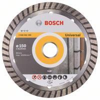 Диск Bosch алмазный универсальныйl 150х22.23 мм (2608602395)