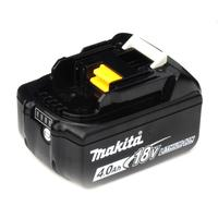 Аккумулятор Makita 197265-4 тип BL1840B 18 В 4 Ач Li-ion