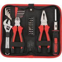 Набор инструмента слесарно-монтажный 22 предмета MATRIX 13561
