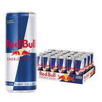 Напиток энергетический Red Bull газированный 0.25 л (24 штуки в упаковке)