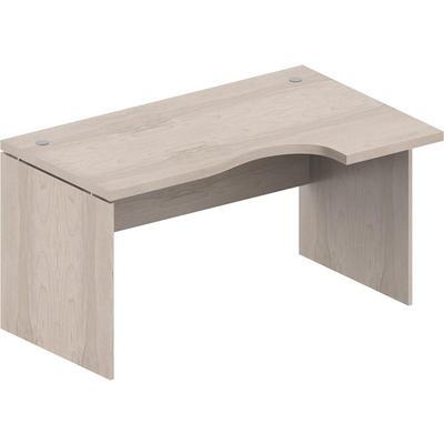 Стол эргономичный Xten правый (бук, 1400x900x750 мм)