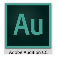 Программное обеспечение Adobe Audition CC for teams Multiple Platforms Multi European Languages Level 1 (1 - 9) Commercial Renewal