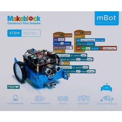 Робототехнический набор Makeblock mBot V1.1-Blue