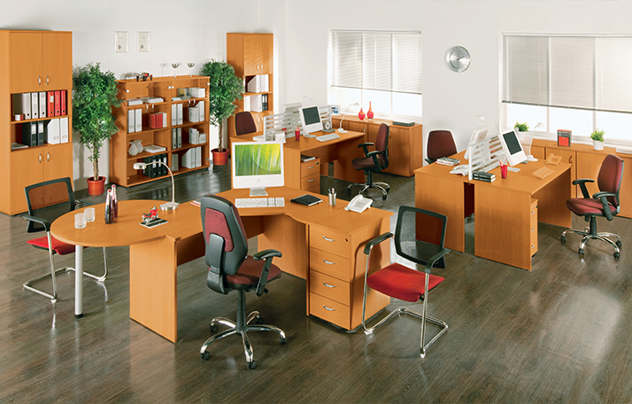 Мебель для персонала ST Формула