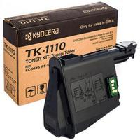 Тонер-картридж Kyocera TK-1110 черный оригинальный