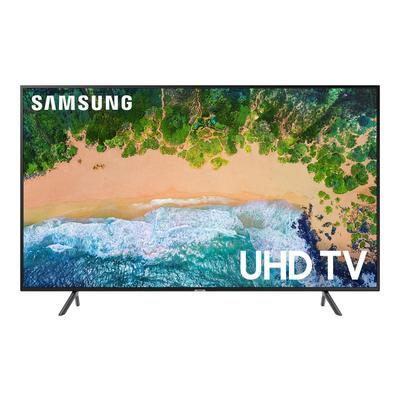 Телевизор Samsung 55NU7100 черный