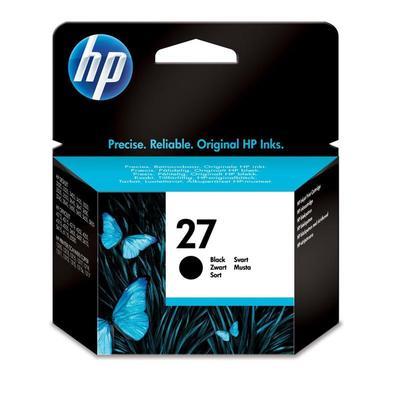 Уценка. Картридж струйный HP 27 C8727A черный оригинальный. уц_тех