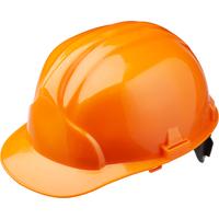 Каска Лидер оранжевая