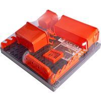 Панель инструментальная с наполнением 652х100х326 мм Blocker Expert BR3822