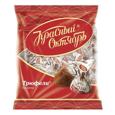 Трюфели шоколадные Красный Октябрь 200 г