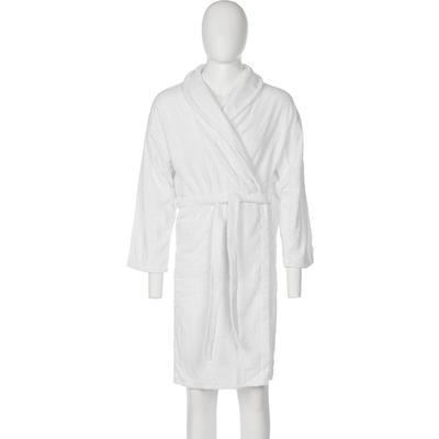 Халат махровый белый размер 54-56 (XXXL) белый