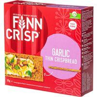 Хлебцы Finn Crisp Garlic ржаные 175 г