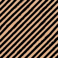 Бумага упаковочная Miland Диагональ коричневая/черная (10 листов в  рулоне, 70x100 см)