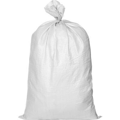Мешок полипропиленовый первый сорт белый 70x120 см (100 штук в упаковке)