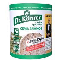 Хлебцы Dr.Korner Семь злаков пшеничные 100 г