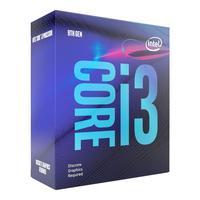 Процессор Intel Core i3 9100F Box (BX80684I39100F S RF6N)