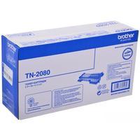 Тонер-картридж Brother TN-2080 черный оригинальный