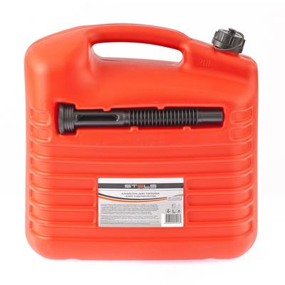 Канистра для ГСМ Stels 53123 пластиковая 20 л