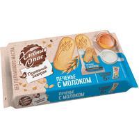 Печенье сдобное Хлебный Спас Полезный завтрак с молоком 160 г