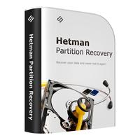 Программное обеспечение Hetman Partition Recovery Home (электронная лицензия, RU-HPR2.5-HE)