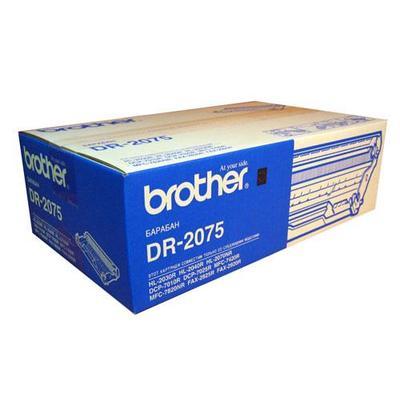 Фотобарабан Brother DR-2075 черный оригинальный