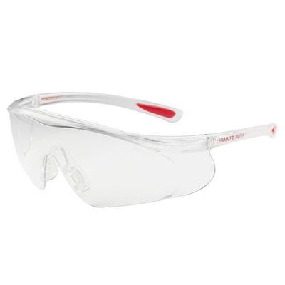 Очки защитные открытые универсальные РОСОМЗ О55 Hammer Profi прозрачные (15530)