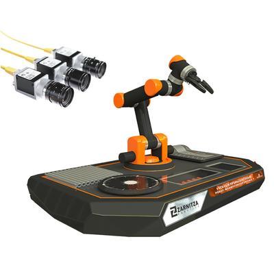 Комплект учебно-лабораторного оборудования Учебный робот-манипулятор Optima-Т (расширенный комплект)