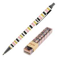 Ручка шариковая Bruno Visconti Felicita Полоска синяя (толщина линии 0.7 мм) (артикул производителя 20-0263/03)