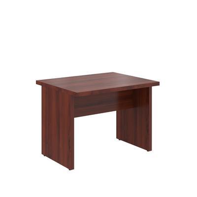 Стол для переговоров Born (бургунди, 1000x800x750 мм)