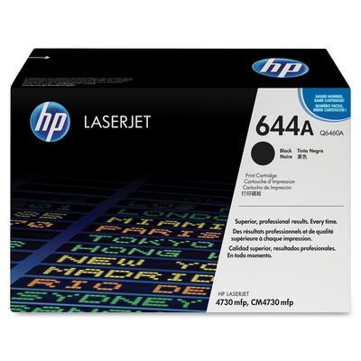 Картридж лазерный HP 644A Q6460A черный оригинальный