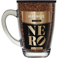 Кофе растворимый подарочный Maximus Nero в кружке 70 г