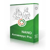 Антивирус NANO Pro для 1 ПК на 100 дней (NANO_DYN_100)