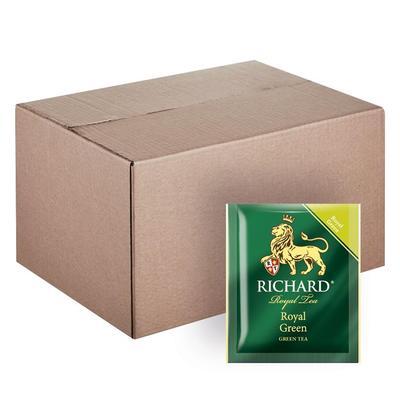 Чай Richard Royal Green зеленый 200 пакетиков