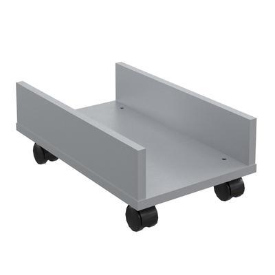 Подставка под системный блок Offix OSS500 (металлик, 500х300х180 мм)