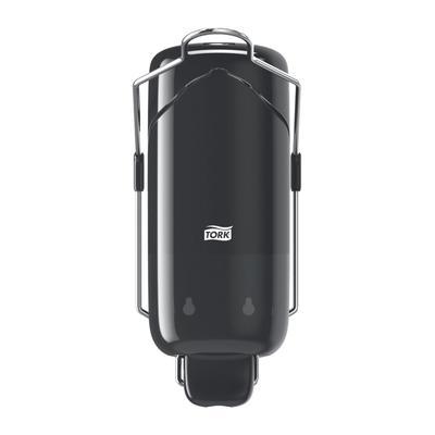 Дозатор для жидкого мыла Tork пластиковый локтевой 1 л