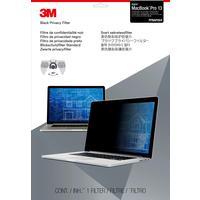 Экран защиты информации 3M для Apple MacBook Pro 13 Retina черный (PFNAP004)