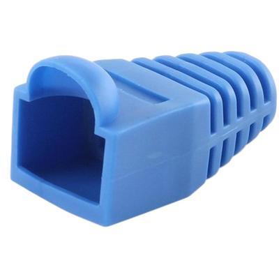 Защитный колпачок Cablexpert RJ-45 BT5BL/5 синий (100 шт в упаковке)