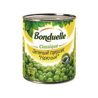 Зелёный горошек Бондюэль консервированный 800 г