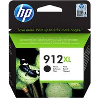 Картридж струйный HP 912XL 3YL84AE черный повышенной емкости для OfficeJet 801x/802x