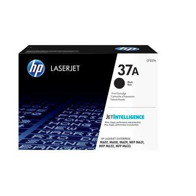 Картридж лазерный HP 37A CF237A для HP черный оригинальный