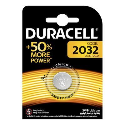 Батарейка Duracell таблетка CR2032