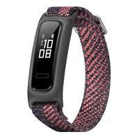 Фитнес-браслет Huawei Band 4e AW70 черный/розовый