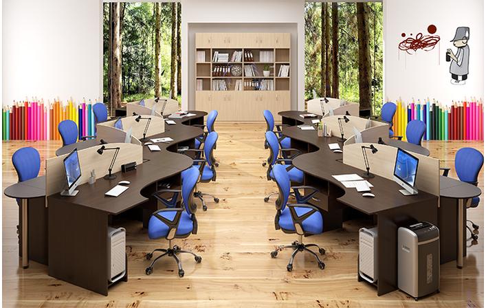 Мебель для персонала Simple-image