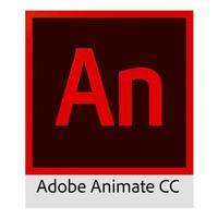 Программное обеспечение Animate CC / Flash Professional CC for teams Multiple Platforms Multi European Languages Level 1 (1 - 9) Commercial Renewal
