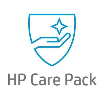 Расширенная гарантия HP U4925PE для монитора на 1 год