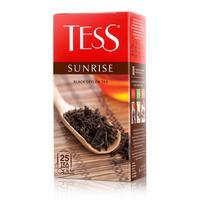 Чай Tess Sunrise черный 25 пакетиков